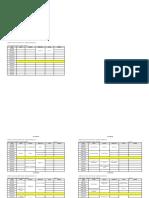 Horarios 2019-I Ingeniería Civil PIAT