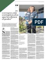 El Perú No Es Corrupto, Hay Corruptos a Los Que Les Dimos El Poder