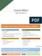 Transit Affairs