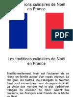 2A-Les Traditions Culinaires de Noël en France