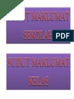 SUDUT MALUMAT KELAS.docx