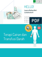 Referat Anestesi terapi cairan