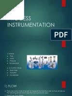 Process Instrumentation