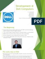 Product Development @ Dell Computers