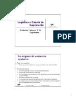 Fundamentos de Logistica 2019