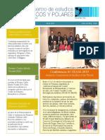 Newsletter 11 - Abril 2019 - CEHP