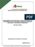 340175353 Procedimiento Para Realizar Analisis de Riesgo Ppt