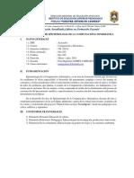 2. Silabo de Epistemología 2019-I COMP. INFORM.