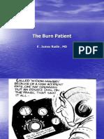 Burn Patient