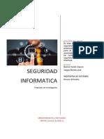 Seguridad Informatica - Propuesta Terminada