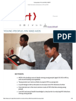 ILO Data Young People, HIV and AIDS _ AVERT