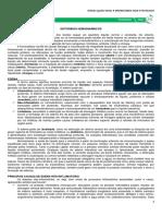 MEDRESUMOS - PATOLOGIA 06 - Distúrbios Hemodinâmicos