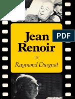 RENOIR, JEAN_ Durgnat, Raymond - Jean Renoir-University of California Press (1974).pdf