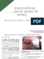 3. Proceso constructivo. M~TODO BELGA T~NELES METRO[1]