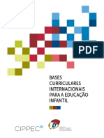 Bases Curriculares Internacionais 9 CIPPEC Portugues
