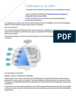 Profundizando en API Gateway de AWS