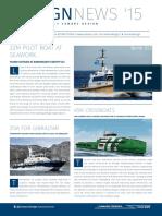 Camarc Design News 2015