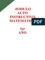 Mod. Autoins. Matemática 1° Sec I Bim. 2017.pdf