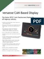 3D70-datasheet