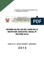 Proyecto Dia de Logro - Pona Alta 5 Años
