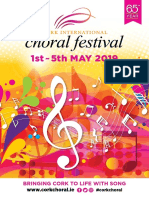 Choral Festival Brochure '19 Lr