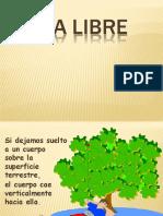 7B- Caida Libre 2014