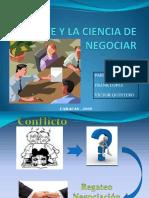 EL ARTE Y LA CIENCIA DE NEGOCIAR.pdf