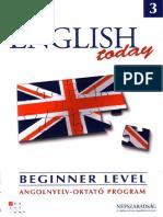 English Today 03