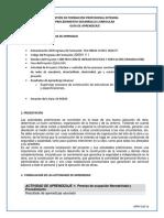 GFPI-F-019 Formato Guia de Aprendizaje CAMPAMENTO
