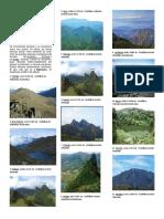 Montañas de América Central