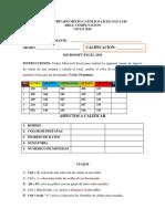 Teclado Para Excel