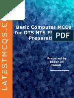 Computer Operator Mcqs-1