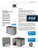 Catalogo Unidad Condensadora Bomba de Calor PC090-180 y PD180-240 Americana AHRI.pdf