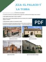 El Palacio y La Tumba