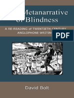 [Corporealities] David Bolt - The Metanarrative of Blindness_ A Re-reading of Twentieth-Century Anglophone Writing (2014, University of Michigan Press).pdf