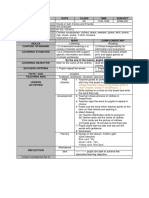 Lesson Plan CEFR Course Sample 2