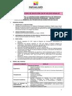 BASES DEL PROCESO DE SELECCIÓN CAS Nº 043.pdf