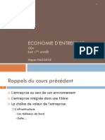 Economie d'Entreprise S2 Doc1 Cours