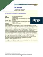 H-Net - The Papers of Vasiliy Mitrokhin - 2014-07-11