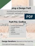 Design Parti