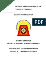 EXPOSICION DE TOMA DE DECISIONES.docx