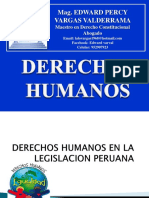 03 Ddhh en La Legislación Peruana