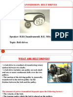 Belt drives.ppt
