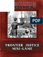 A&8 Mini-Game - Frontier Justice
