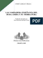 LAS VERDADERA ENSEÑANZA DEL BUDA AMIDA Y SU TIERRA PURA