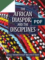 Olaniyan; Sweet. The African Diaspora and the Disciplines .pdf