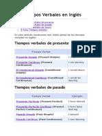 Los Tiempos Verbales en Inglés.docx