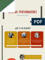 SISTEMAS PERTURBADORES