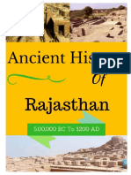 Ancient History of Rajasthan.pdf