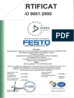 2006 Iso Zertifikat Fr